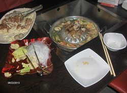 MooJaa, Mookata Thai BBQ Steamboat