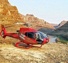 Grand Canyon Helicopters - Las Vegas