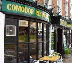 Pizza Comodor