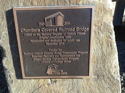 Chambers Railroad Bridge