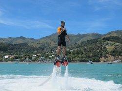 Bermain Ski Air & Jetski