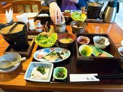 Breakfast at okunoyu
