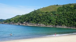 Toque Toque Grande Beach