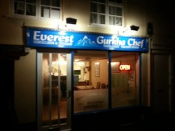 Everest Gurkha Chef