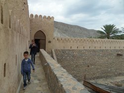 Khasab Fort