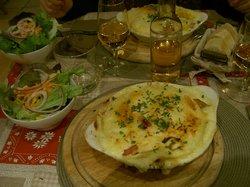 Restaurant la Cheminée