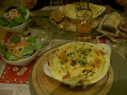 Restaurant la Cheminee