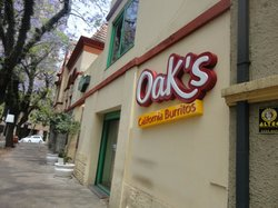 Oak's Burritos