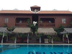 2 bedroom villa suite on the 1st floor
