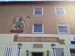 Gaststatte Albrechts-Garten