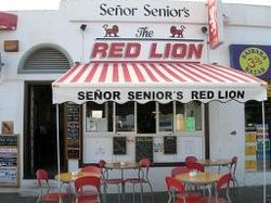 Señor Senior´s Red Lion