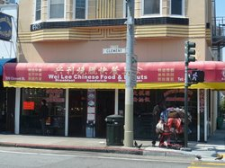 Wei Lee Chinese Food & Donuts