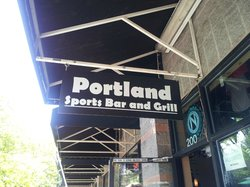 Portland Sports Bar and Grill