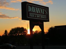 ‪Davanni's Pizza & Hot Hoagies - Eden Prairie‬