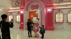 Hello Kitty Island