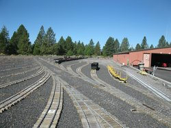 Train Mountain Railroad Museum
