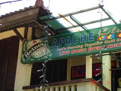 apache reggae bar