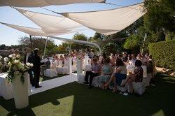 Wedding Venue outside
