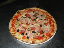 Moulin Blanc Pizzeria Ristorante