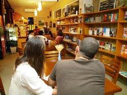 Cafe Livraria Da Villa