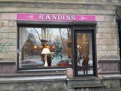 Randins, Kafejnica