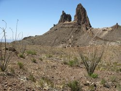 Mule Ears Spring Trail