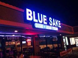 Blue Sake