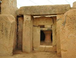 Mnajdra Megalithic Tempels