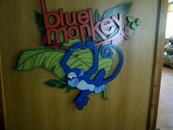 The Blue Monkey Cafe