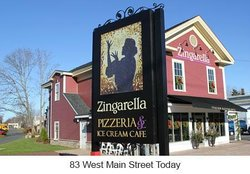 Zingarella Pizzeria & Ice Cream