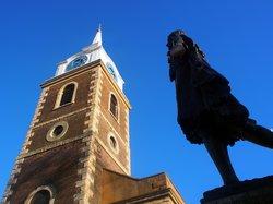 Statue of Pocahontas