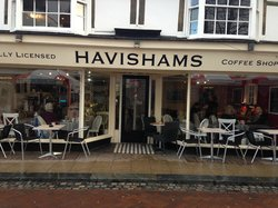 Havishams Coffee House & Sandwich Bar