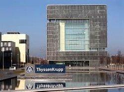 Thyssen Krupp Hauptquartier