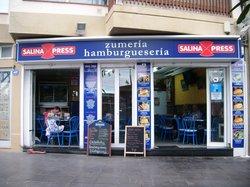 Salina Express Bar Cafeteria