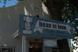Bean in love