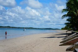 Cacha-Pregos Beach