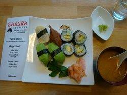 Zakura Sushi