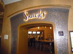 Snack Bar at the Bellagio