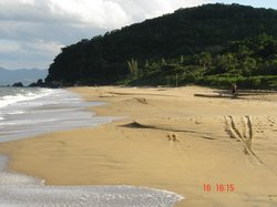 Vermelha Beach
