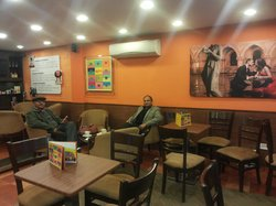 Barista LavAzza Agra
