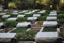 Mount Herzl National Cemetery