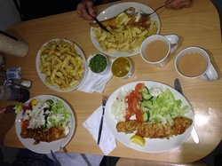 Chequers Fish and Chips