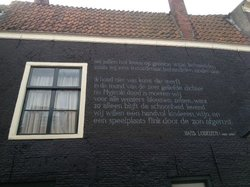 Wall Poems of Leiden