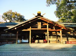 Sarutahiko Shrine