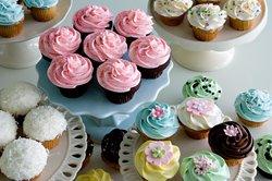 Cupcakes at Metrotown