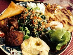 Restaurant Libanais La Ina