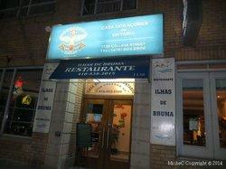 Ilhas de Bruma Restaurant
