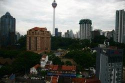 Wieża Menara Kuala Lumpur