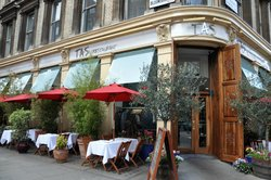 Tas Restaurant Bloomsbury