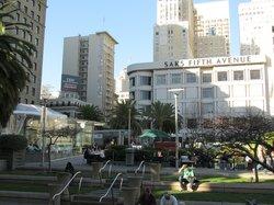 Chancellor Hotel and Union Square